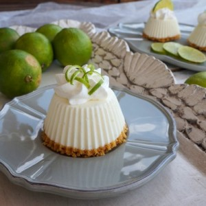 FROZEN LIME CHEESECAKE